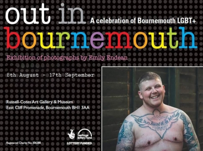 Out in Bournemouth Exhibition at Russell-Cotes
