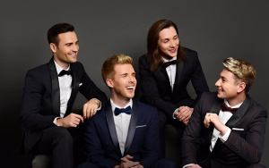 Fancy an evening with Collabro?