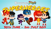 Get Involved in Bourne Free 2017