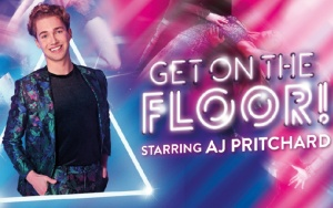 Get On The Floor! with AJ Pritchard - Sat 9 March 2019