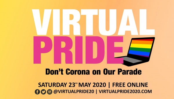Join Virtual Pride 2020 this May