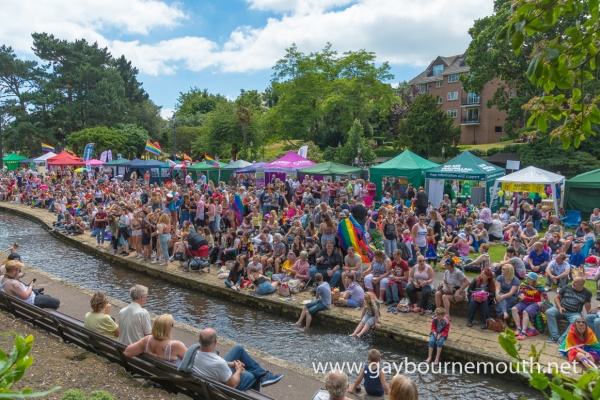 What's On for Bourne Free 2019?