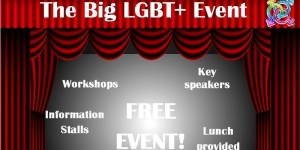 The Big LGBT+ Event - Wellbeing and Safety