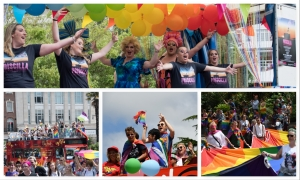 66 photos from Bourne Free Pride Parade 2017